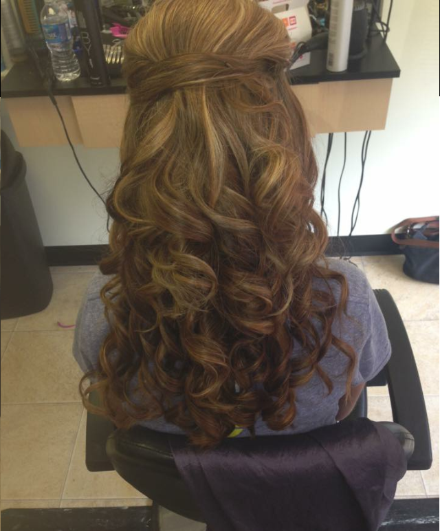 Special Occasions Great Lengths Salon Boyertown Hair Salon Spa